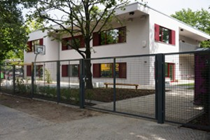 Image of  Children's Club Dammweg in Berlin-Neukölln opened