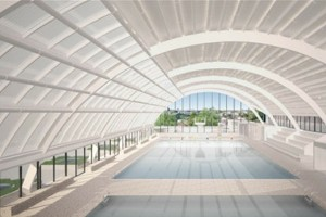Image of  Piscine Galin Bordeaux: Reopening after renovation summer 2021