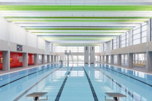 Image of  Gotha Municipal Pool at Architecture Day Thuringia