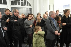 Image of  Exhibition opening: The sky over Berlin