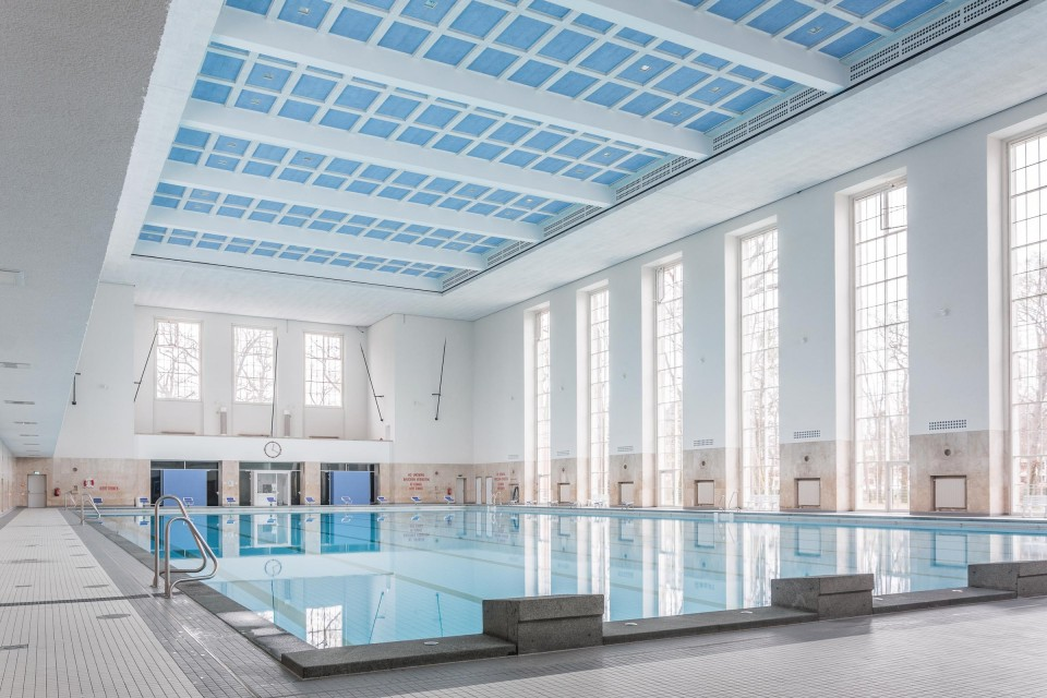 Image of  Indoor Swimming Pool Finckensteinallee